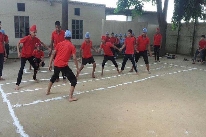 Guru Gobind Singh Academy-Sports
