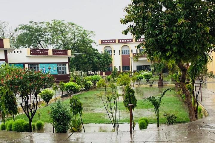 Guru Gobind Singh Public School-Campus-View