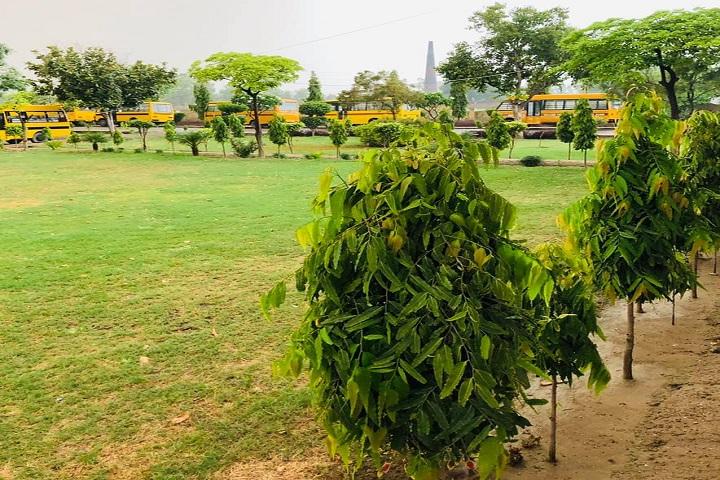 Guru Gobind Singh Public School-Green Garden