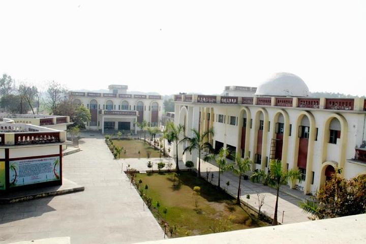 Guru Gobind Singh Public School-View of Campus