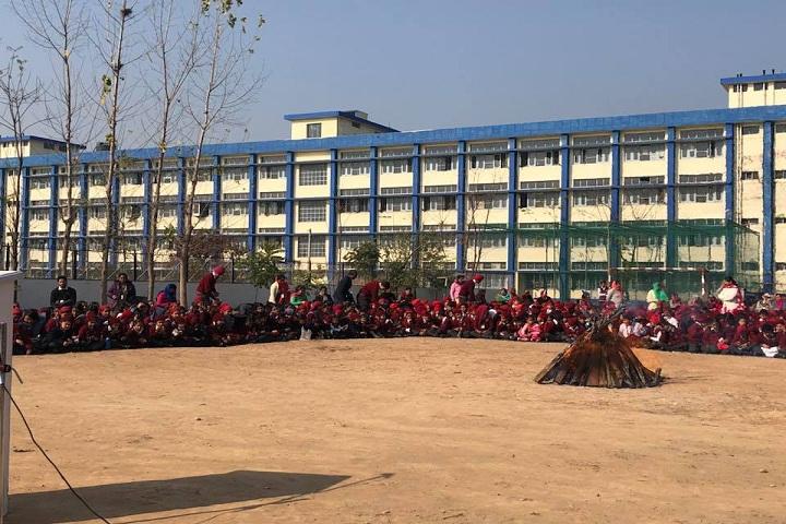 Guru Gobind Singh Vidya Mandir Senior Secondary School-Campus