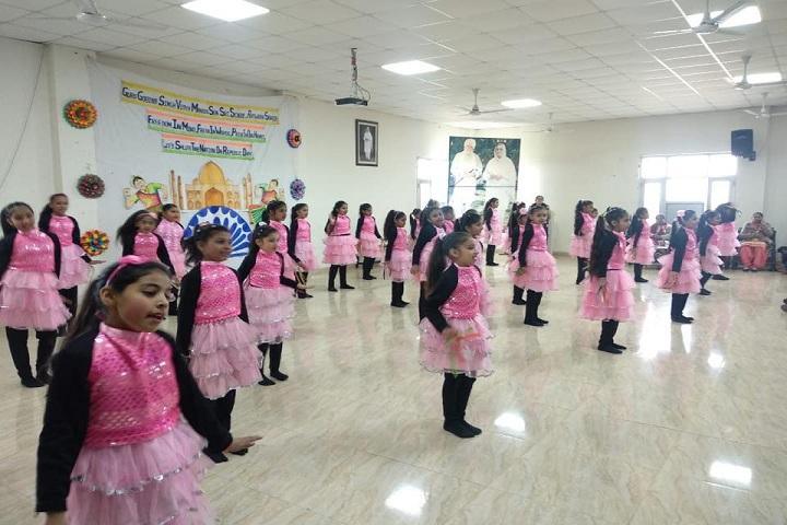 Guru Gobind Singh Vidya Mandir Senior Secondary School-Republic Day Celebration