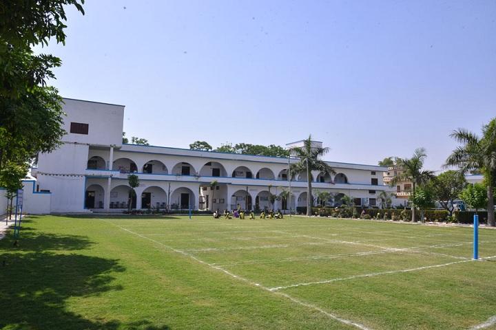 Guru Hargobind Public School-Campus