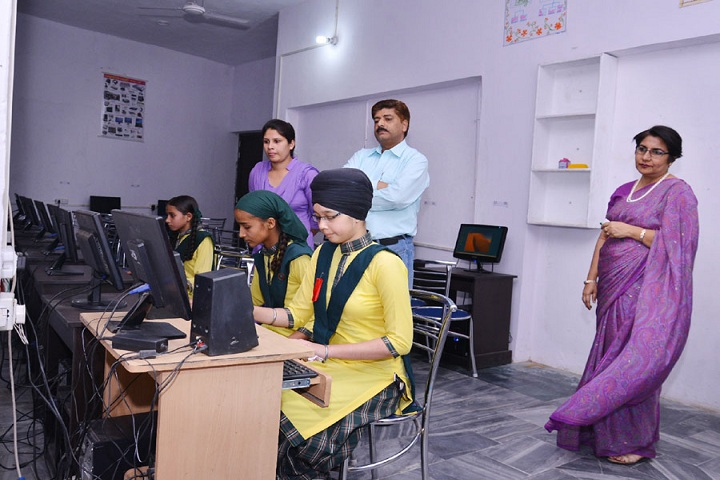 Guru Hargobind Public School-IT Lab