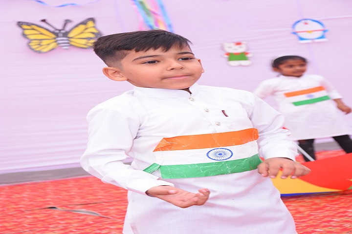 Guru Hargobind Public School-Independence Day