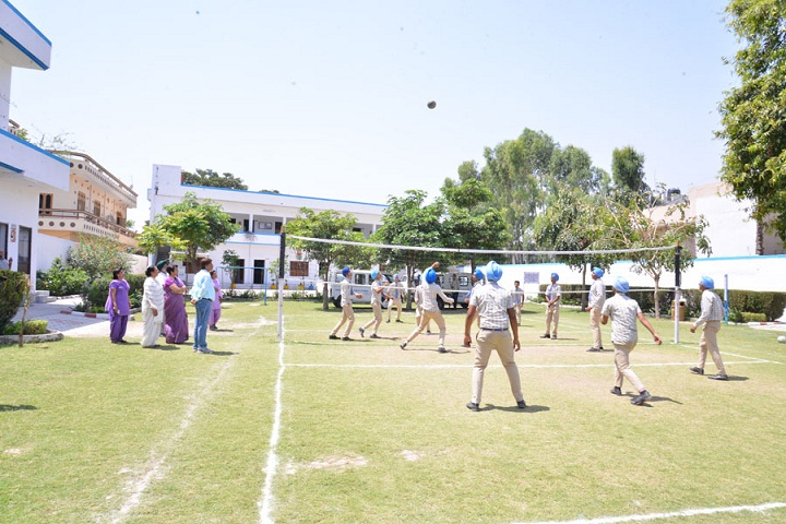 Guru Hargobind Public School-Sports