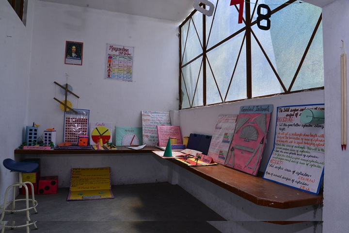 Guru Hargobind Public School-maths Lab