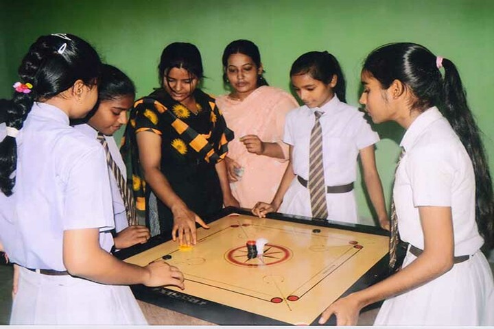 Holy Public School-Indoor Games