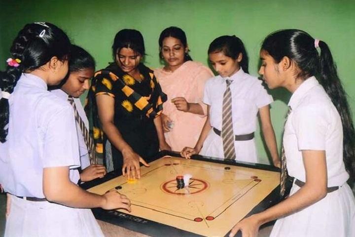 Holy Public School-Indoor Games