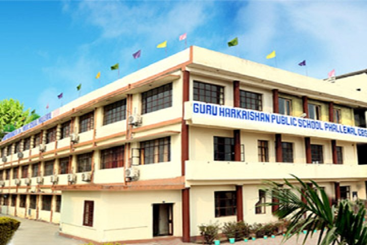 Guru Harkrishan Public School-Campus
