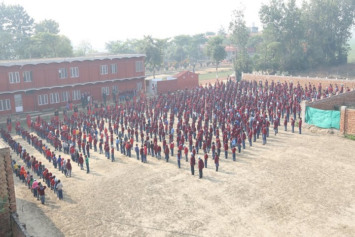 Guru Nanak Convent Senior Secondary School-Assembly