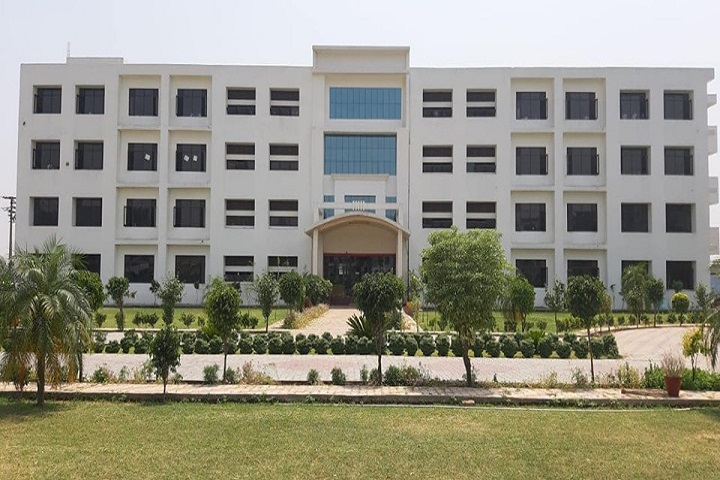 Guru Nanak Dev Global Academy-Campus