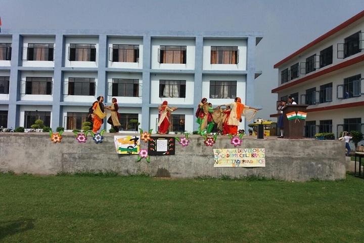 Guru Nanak Dev Global Academy-Dance