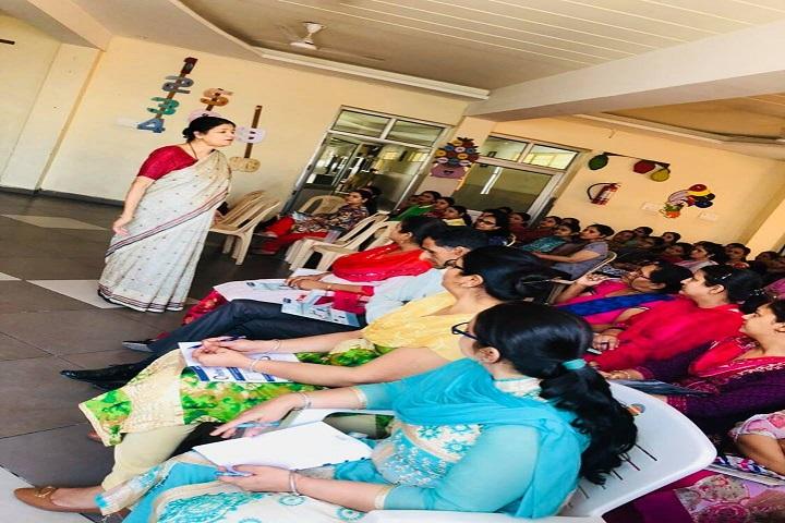 Guru Nanak Dev Global Academy-Meeting