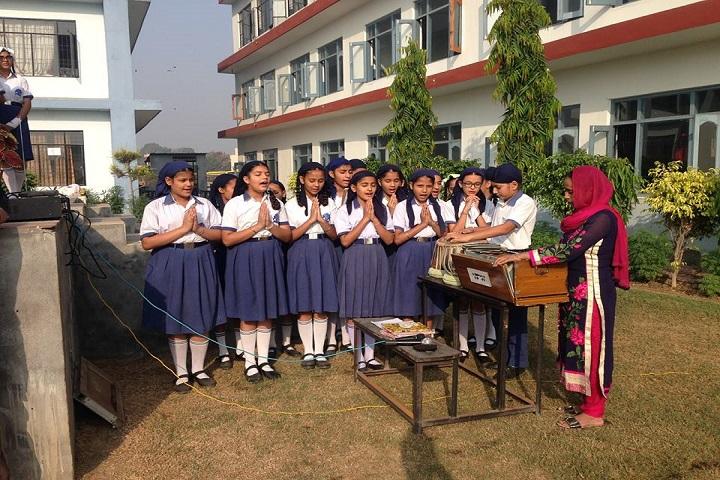 Guru Nanak Dev Global Academy-Singing