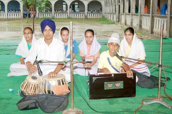 Guru Nanak Dev Public School-Events music