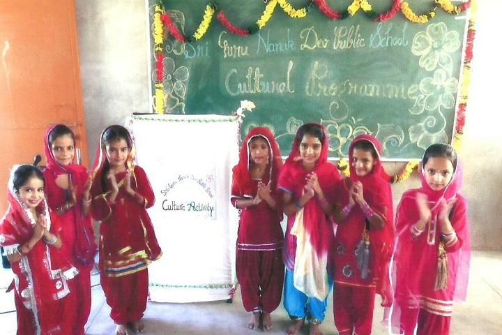 Guru Nanak Dev Public School-Others activity