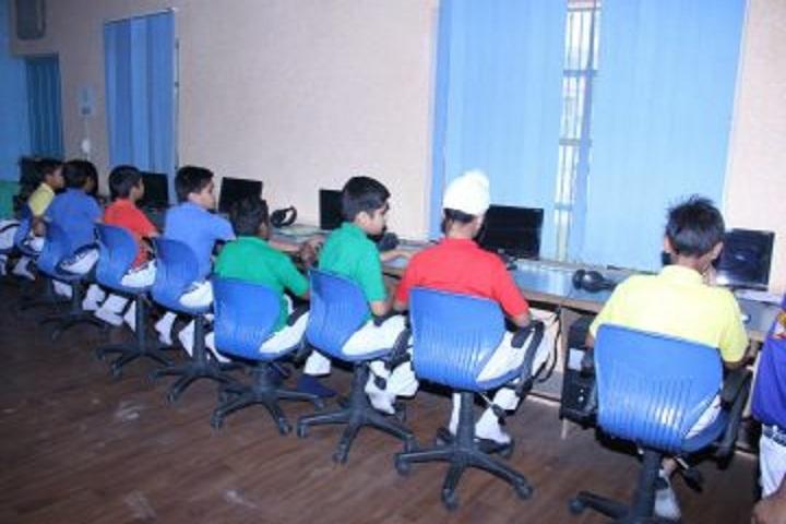 Guru Nanak Dev Public School-Computer Lab