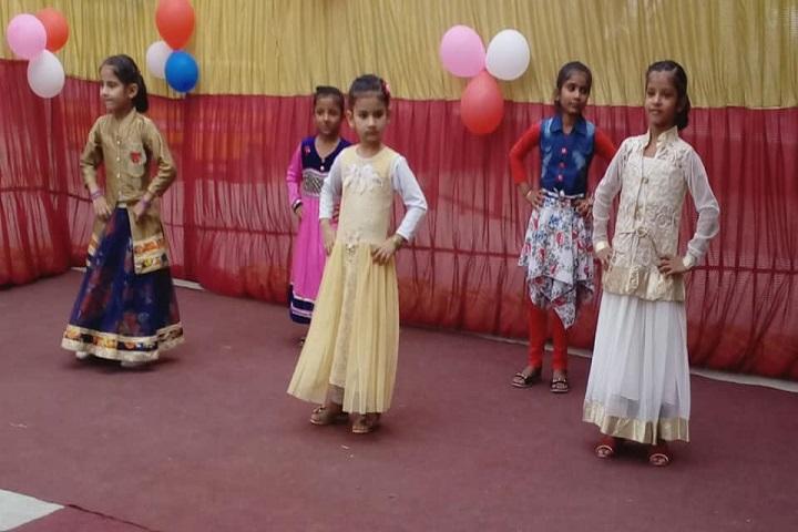 Guru Nanak Dev Public Senior Secondary School-Dance - Copy
