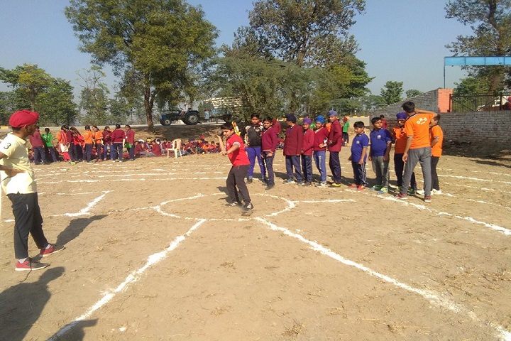 Guru Nanak Dev Public Senior Secondary School-Games - Copy