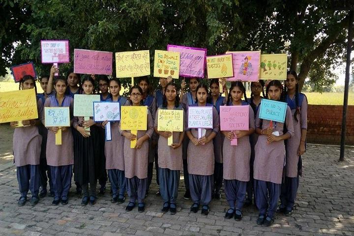 Guru Nanak Dev Public Senior Secondary School-Rally - Copy