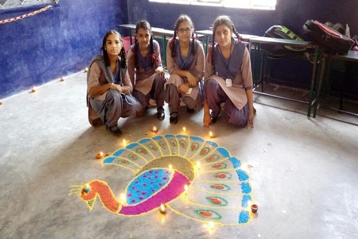 Guru Nanak Dev Public Senior Secondary School-Rangolii