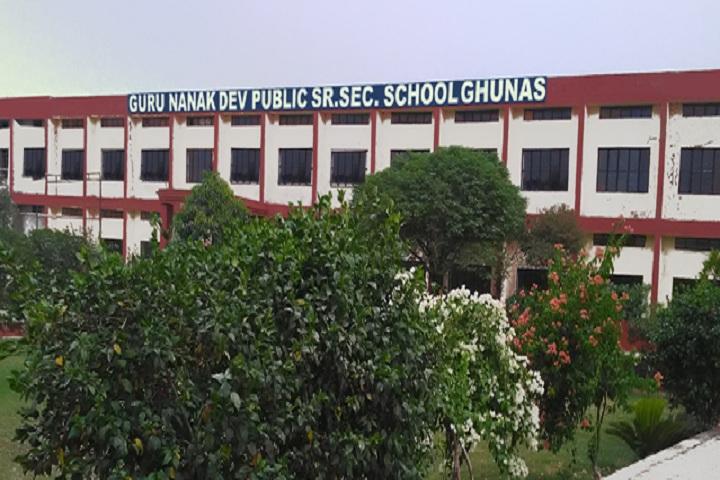 Guru Nanak Dev Public Senior Secondary School-Campus-View