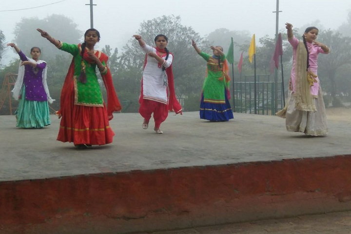 Guru Nanak Dev Public Senior Secondary School-Events programme