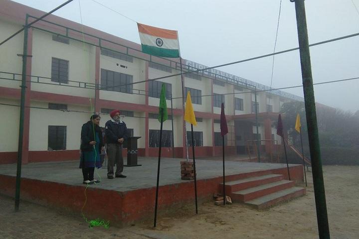 Guru Nanak Dev Public Senior Secondary School-Events republic day