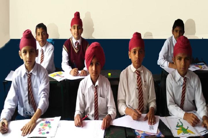 Guru Nanak Dev Public Senior Secondary School-Others art
