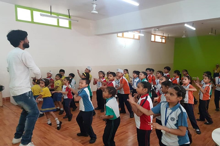 Guru Nanak Foundation Global School-Dance Room
