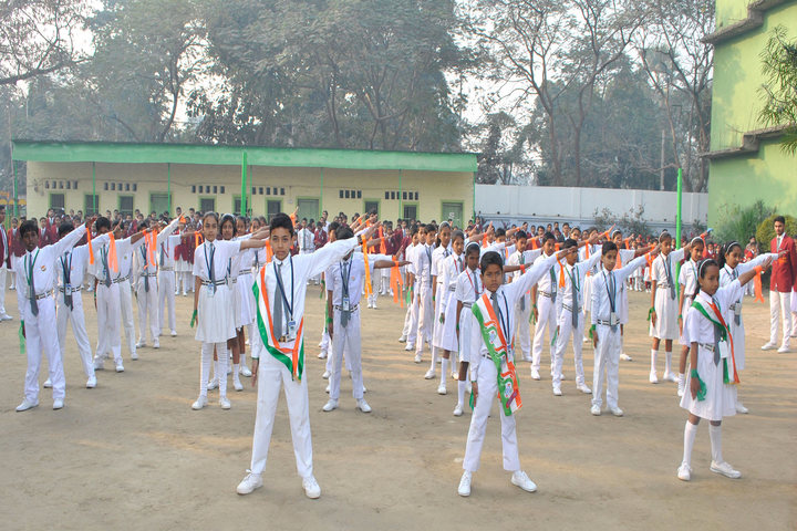 Hr Imperial Public School-Independence Day Celebrations