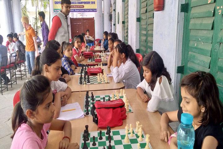 Hr Imperial Public School-Indoor Games