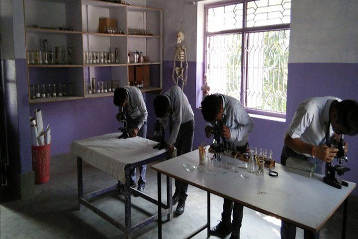 Hr Imperial Public School-Physics Lab