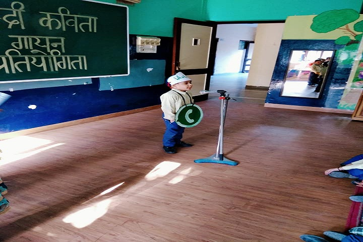 Guru Nanak Foundation Public School-Activity