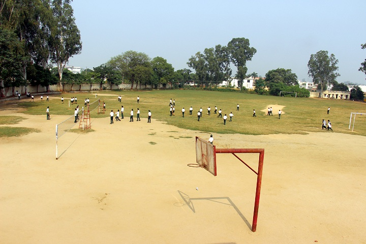 Guru Nanak Foundation Public School-Outdoor Games