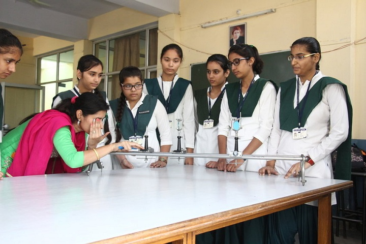 Guru Nanak Foundation Public School-Physics lab