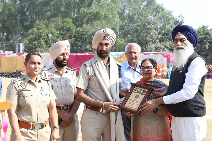 Guru Nanak Foundation Public School-Sports Meet