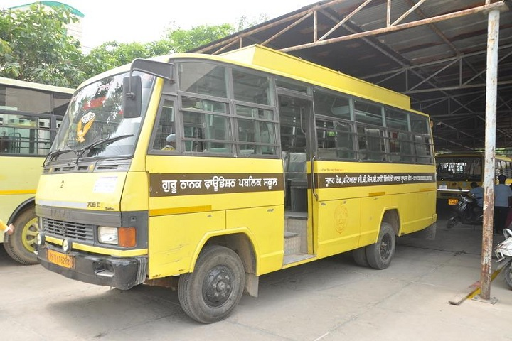 Guru Nanak Foundation Public School-Transport