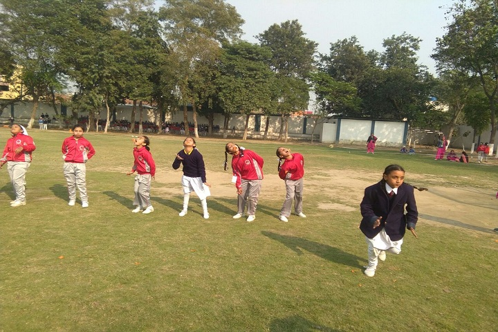 Guru Nanak Model Senior Secondary School-Play Ground