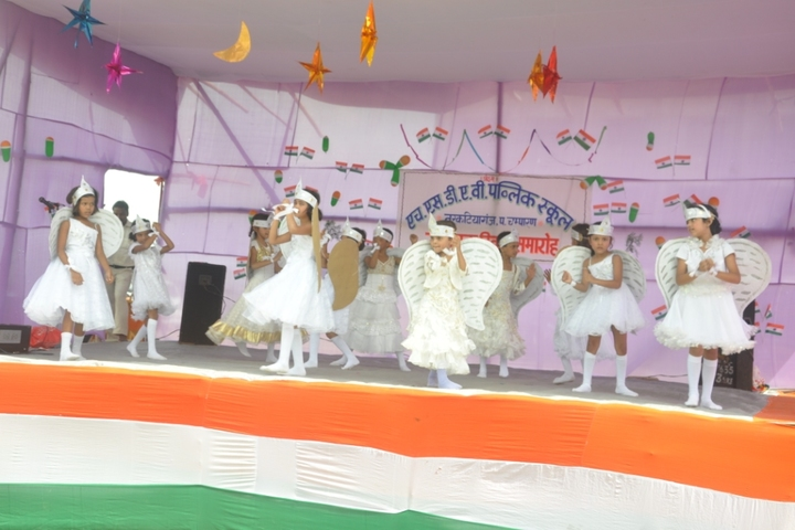 Hyderabad Satyagrah DAV Public School-Independence Day Celebrations