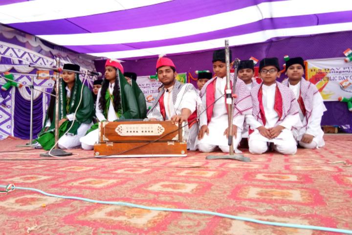 Hyderabad Satyagrah DAV Public School-Music
