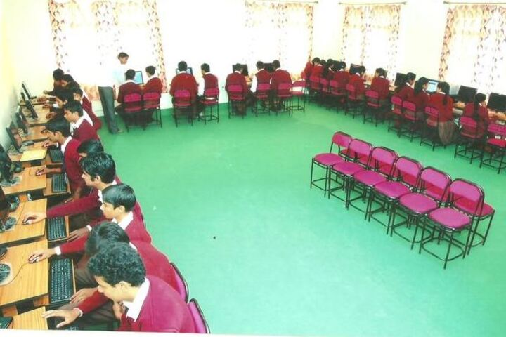 Hyderabad Satyagrah DAV Public School-Computer Lab