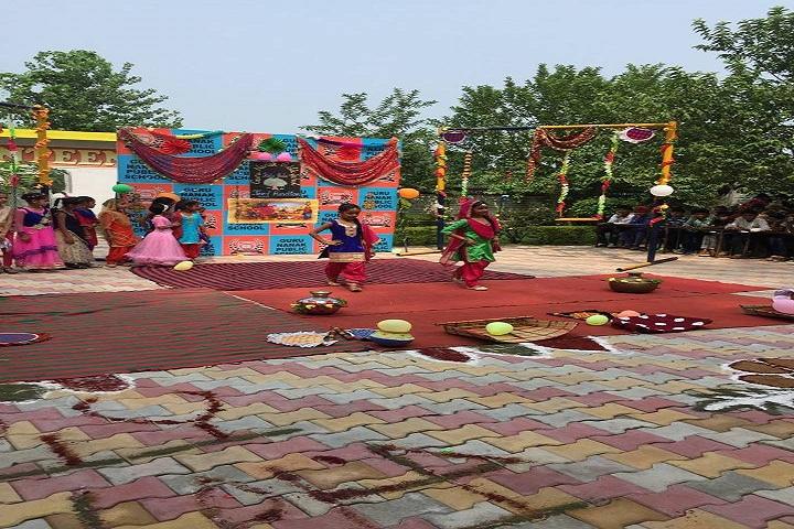 Guru Nanak Public School-Cultural Program
