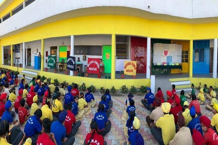 Guru Nanak Public School-School Houses Activities