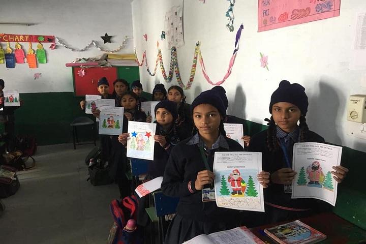 Guru Ram Dass Public School-Christmas Event