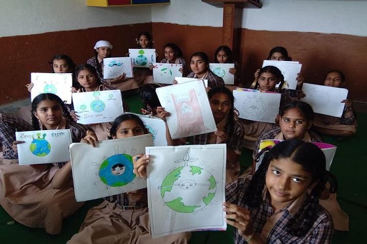 Guru Ram Dass Public School-Earth Day Event