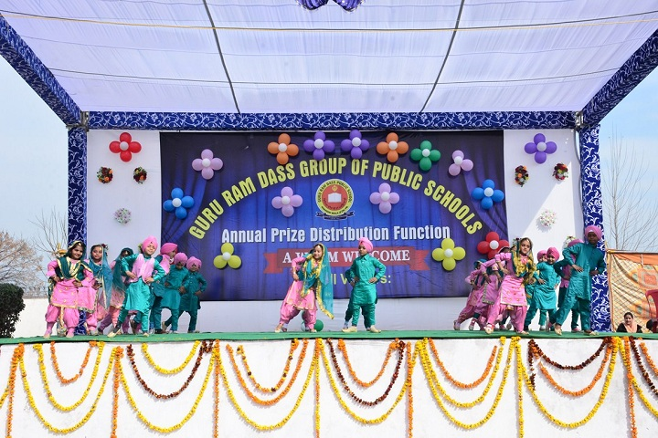Guru Ram Dass Public School-Annual Day Celebration