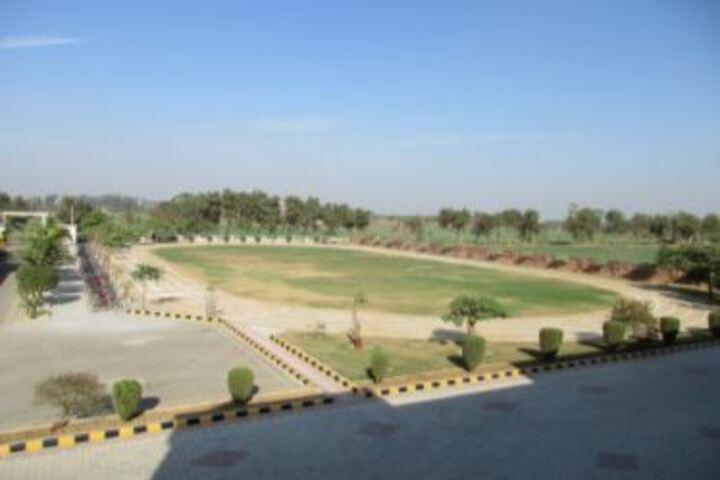 Guru Ram Dass Senior Secondary School-Play Ground