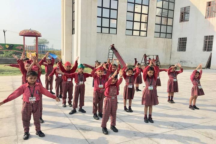 Guru Sagar Public School-School Drill
